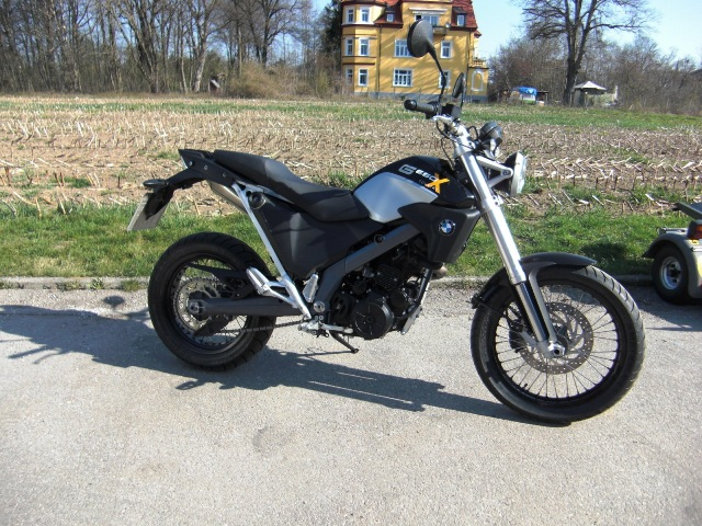 BMW G650X Country Softenduro